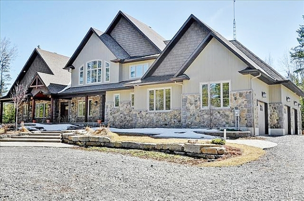 carrie underwood canadian home for sale for 2 2 million