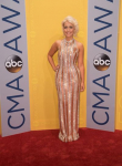 "THE 50th ANNUAL CMA AWARDS – ""The 50th Annual CMA Awards,"" hosted by Brad Paisley and Carrie Underwood, broadcasts live from the Bridgestone Arena in Nashville, Wednesday, November 2 (8:00-11:00 p.m. EDT), on the ABC Television Network. (ABC/Image Group LA) MEGHAN LINSEY"