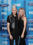 AMERICAN IDOL: Colton Dixon arrives for the AMERICAN IDOL Finale airing Thursday, April 7 (8:00-10:06 PM ET Live/PT tape-delayed) on FOX. © 2016 FOX Broadcasting Co. Cr: Scott Kirkland/FOX
