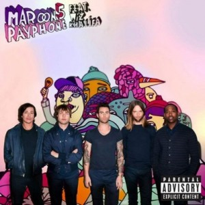"First Listen – Maroon 5 – ""Payphone"" Premiere (AUDIO)"