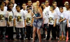 "Carrie Underwood – ""So Small"" PS 22 Choir – Newark, NJ"