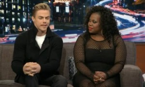 Amber Riley Talks Cory Monteith and the End of Glee – Arsenio Hall Show (VIDEO)