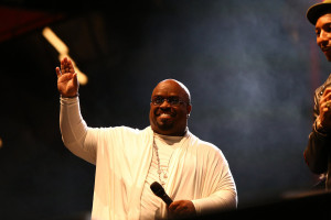 THE VOICE -- Season 8 Coaches & Top 8 Contestants Concert -- Pictured: CeeLo Green -- (Photo by: Ryan Tuttle/NBC)