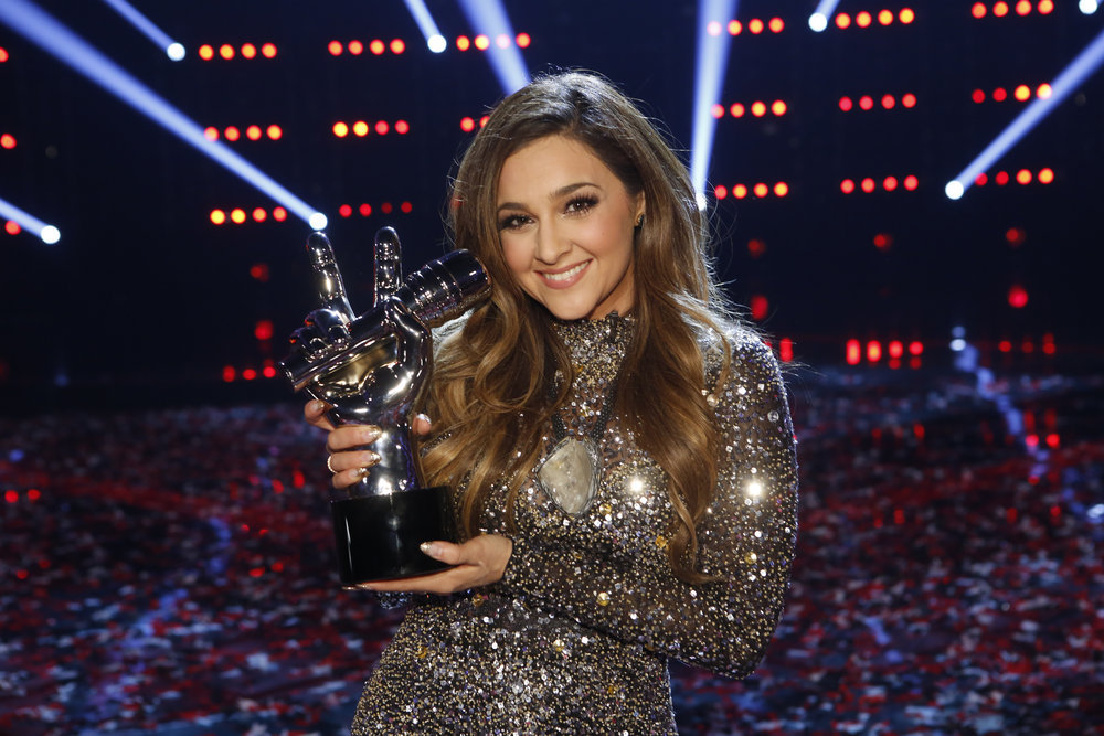 "THE VOICE -- ""Live Finale"" Episode: 1018B -- Pictured: Alisan Porter -- (Photo by: Trae Patton/NBC)"