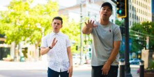 "WATCH: James the Mormon feat David Archuleta ""Workin'"" Music VIDEO"