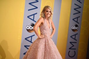 Carrie Underwood 2016 CMA Awards Red Carpet