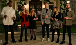 Kelly Clarkson & Pentatonix – I'll Be Home For Christmas VIDEO