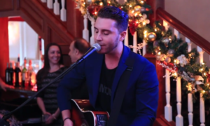 nick fradiani love is blind music video