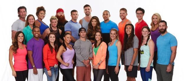 Amazing Race 29 Cast