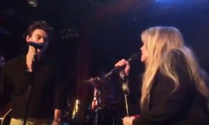 Harry Styles Stevie Knicks Troubadour