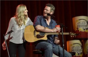 The Voice's Lauren Duski and Blake Shelton Join Forces at the Ryman (VIDEO)