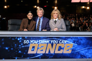 FOX Renews So You Think You Can Dance, Premieres Summer 2018