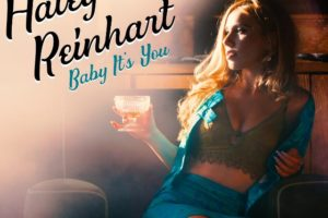 American Idol's Haley Reinhart Announces 'Baby It's You' Single (Cover Art)