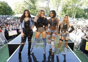 fifth harmony good morning america 2017