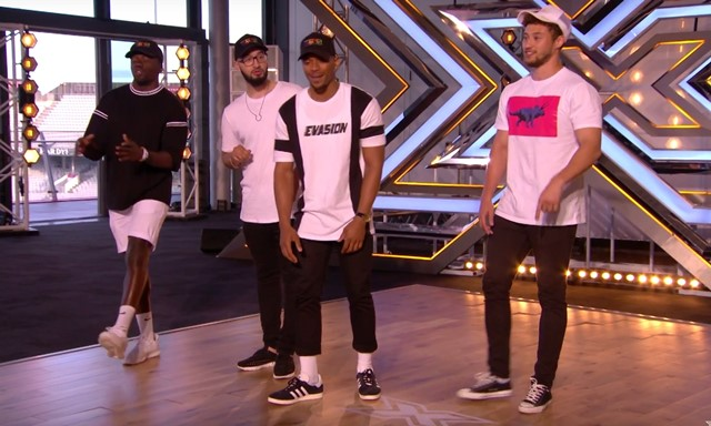 X Factor UK 2017 Preview Rak-Su