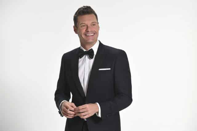 DICK CLARK'S PRIMETIME NEW YEAR'S ROCKIN' EVE WITH RYAN SEACREST 2016 - Ryan Seacrest hosts