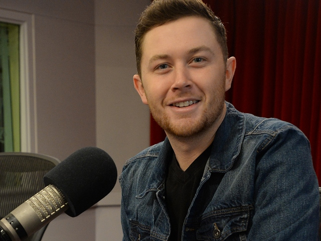 Scotty McCreery Radio Disney American Idol