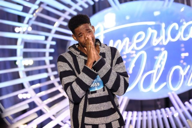 "AMERICAN IDOL - ""104 (Auditions)"" - ""American Idol"" heads to Los Angeles, Nashville, New Orleans and New York City, as the search for AmericaÕs next superstar continues on its new home on AmericaÕs network, The ABC Television Network, MONDAY, MARCH 19 (8:00-10:00 p.m. EDT). (ABC/Eddy Chen) MARCIO DONALDSON (COMPTON, CA)"