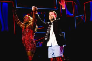 "American Idol's David Cook Makes Broadway 'Kinky Boots"" Debut (PHOTO)"