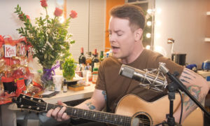 David Cook Performs Acoustic 'Soul of A Man' From Kinky Boots (VIDEO)