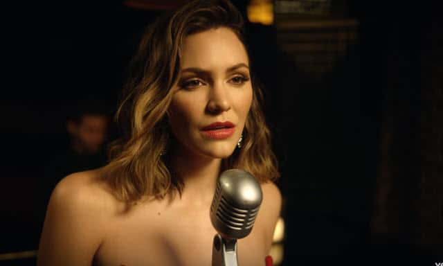 Katharine McPhee Night and Day Music Video