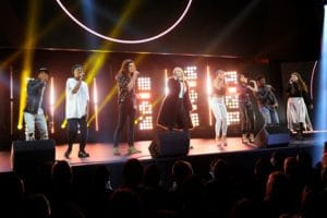 Headlines: American Idol Finalists Sing at Upfronts