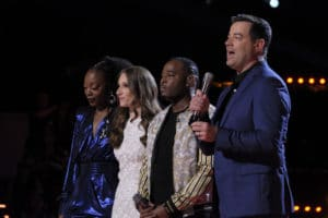 The Voice Ratings Stay Even with Last Week's Series Low