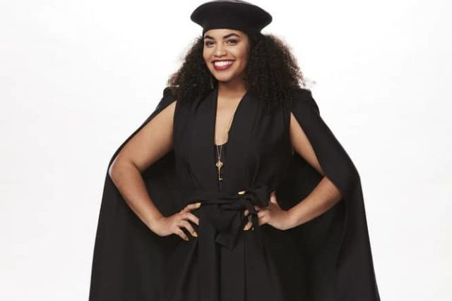THE VOICE -- Season: 15 -- Contestant Gallery -- Pictured: Audri Bartholomew -- (Photo by: Paul Drinkwater/NBC)