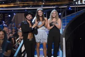 American Idol's Lauren Alaina Performs on Dancing with the Stars (VIDEO PHOTOS)