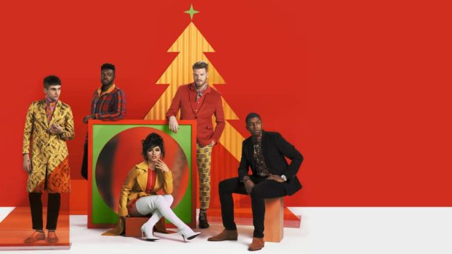 "PENTATONIX: A NOT SO SILENT NIGHT-- Pictured: ""Pentatonix: A Not So Silent Night"" Key Art -- (Photo by: NBC)"