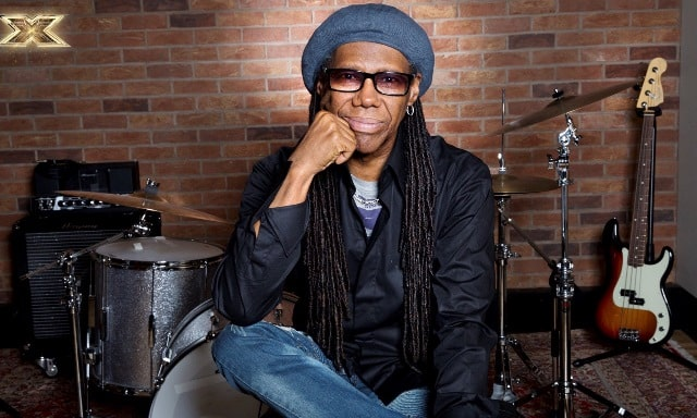 Nile Rodgers X Factor