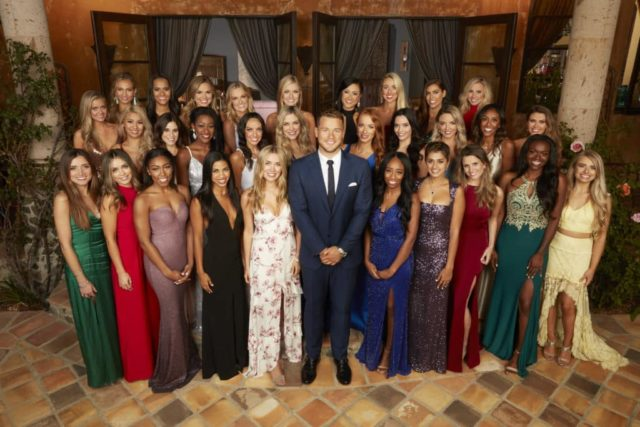 "THE BACHELOR - ""Episode 2301"" - What does a pageant star who calls herself the ""hot-mess express,"" a confident Nigerian beauty with a loud-and-proud personality,; a deceptively bubbly spitfire who is hiding a dark family secret, a California beach blonde who has a secret that ironically may make her the BachelorÕs perfect match, and a lovable phlebotomist all have in common? TheyÕre all on the hunt for love with Colton Underwood when the 23rd edition of ABCÕs hit romance reality series ""The Bachelor"" premieres with a live, three-hour special on MONDAY, JAN. 7 (8:00-11:00 p.m. EST), on The ABC Television Network."