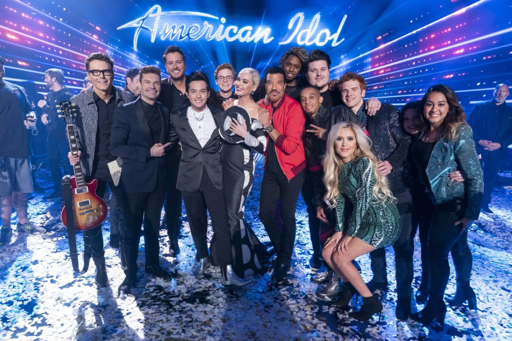 American Idol 2019 Top 10 Laine Hardy Winner