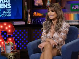 WATCH WHAT HAPPENS LIVE WITH ANDY COHEN -- Episode 16159 -- Pictured: Paula Abdul -- (Photo by: Charles Sykes/Bravo)