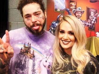 Carrie Underwood and Post Malone