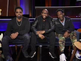 "SONGLAND -- ""Boyz II Men"" Episode 207 -- Pictured: Boyz II Men -- (Photo by: Trae Patton/NBC)"