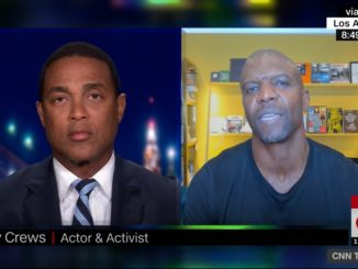 Don Lemon Terry Crews CNN Black Lives Matter Discussion