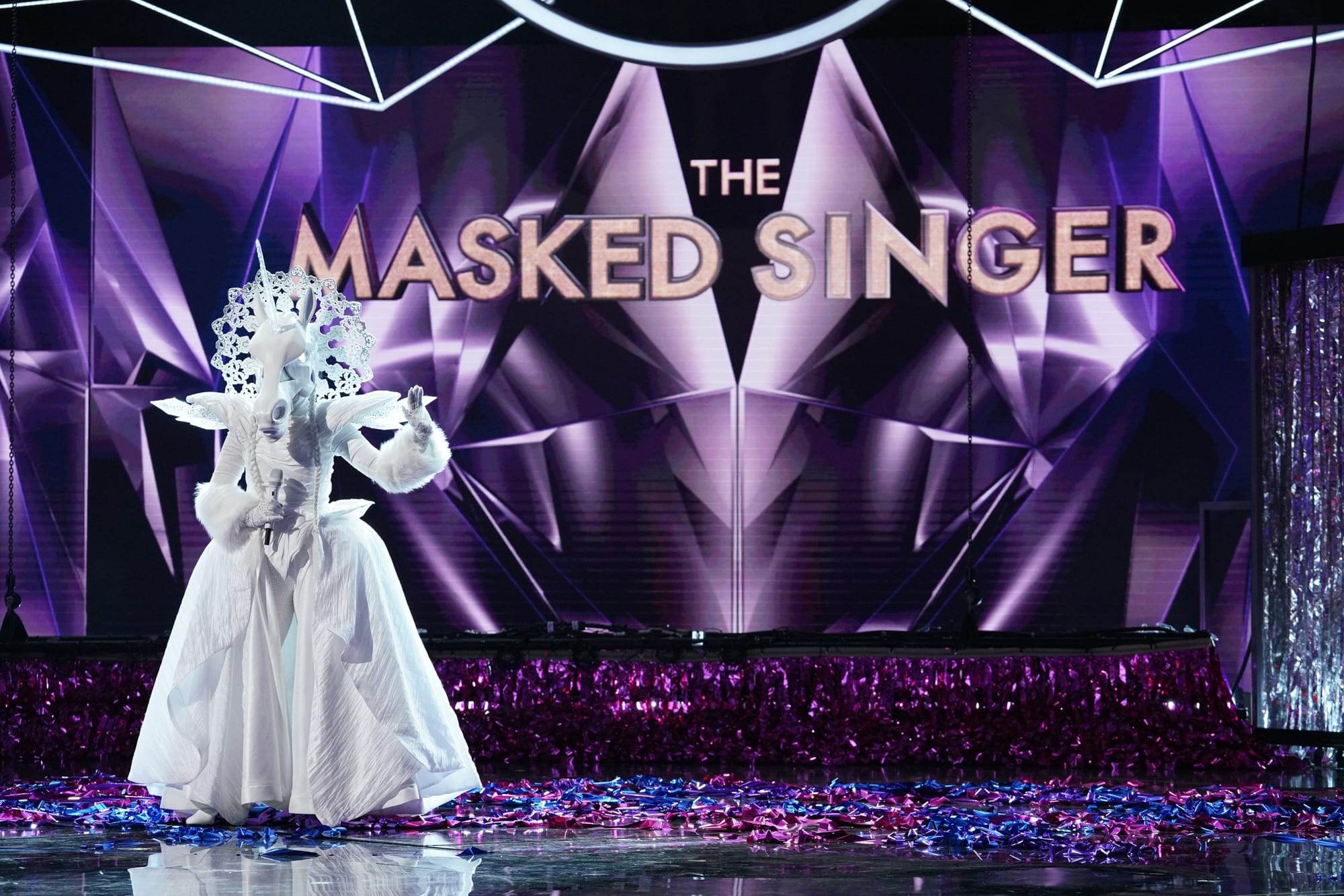 The Masked Singer 1 Episode 3 Clues and Guesses (PHOTOS + VIDEO)