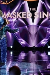 "THE MASKED SINGER: Peacock in the all-new ""Five Masks No More"" episode of THE MASKED SINGER airing Wednesday, Jan. 16 (9:00-10:00 PM ET/PT) on FOX. © 2019 FOX Broadcasting. CR: Michael Becker / FOX."